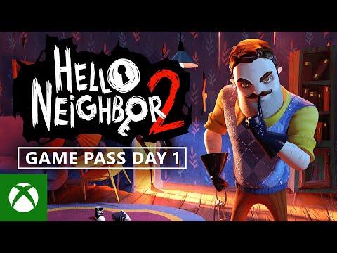 Hello Neighbor 2 выйдет в Game Pass в день релиза