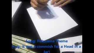 Arma Files: Futurama Speed Draw Thumbnail