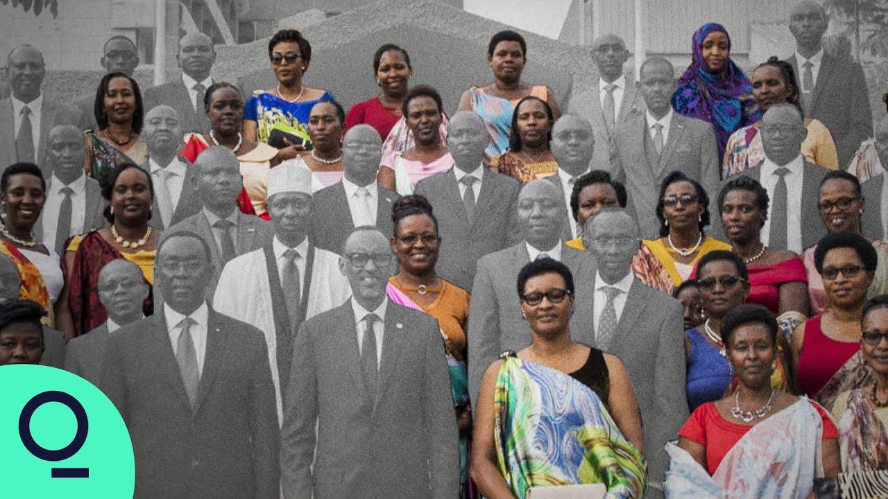 The Harrowing Story of Rwandan Women's Rise To Power