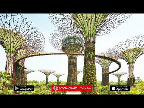 Jardins De La Baie – Introduction – Singapour – Audioguide – MyWoWo Travel App