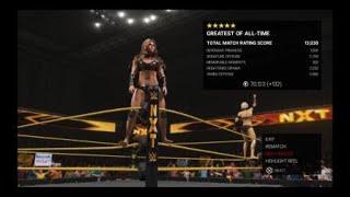 WWE 2K19_Borne & Bouji vs. The Femme Fatales