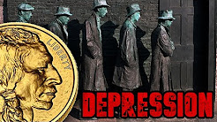 Gold & Silver During A SECOND Great Depression