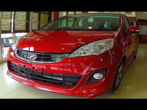 perodua new release carNew Perodua Alza Hatchback 2015 2016 video review  YouTube