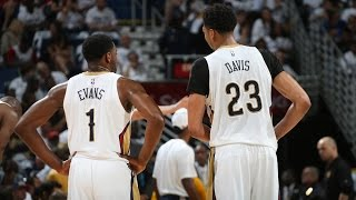 New Orleans Pelicans Top 10 Plays of the 2014-15 Season