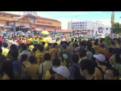 [Bersih 3.0] 428 Worldwide - 29 countries, 71 cities, 1 AIM !