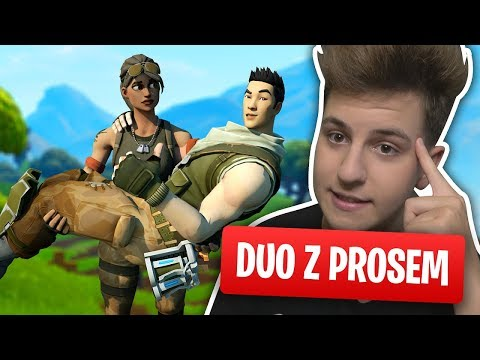 GRAM Z PROPLAYEREM W FORTNITE! JACOB