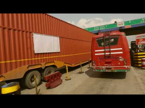 FASTag, an electronic Toll collection system