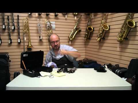 Cleaning the Clarinet