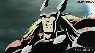 Avengers assemble - Avengers vs Galactus