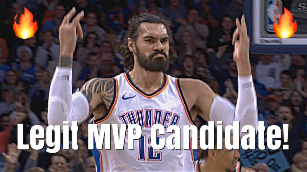 Image result for steven adams mvp