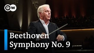 Ludwig van Beethoven: Symphony No. 9 | Daniel Barenboim and the West-Eastern Divan Orchestra