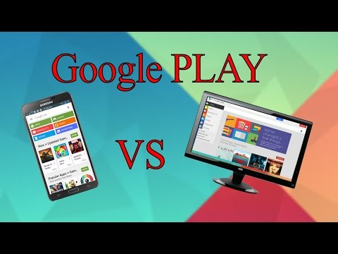 How To Use The Google Play Store On A Computer - The Blind Life