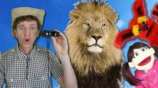 First Words # 1 LION | Kids Songs | Learn English Kids