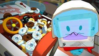 THE FASTEST CAR IN JOB SIM - Job Simulator VR #10
