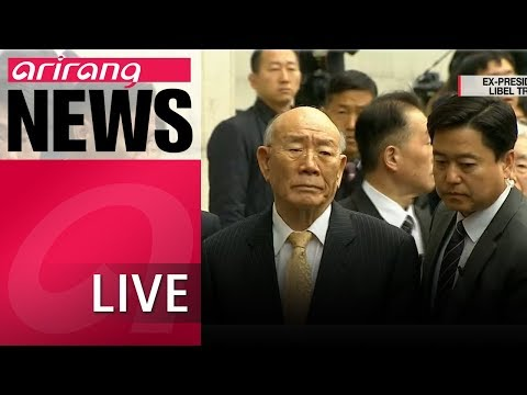 [LIVE] Ex-president Chun Doo-hwan in Gwangju for libel trial