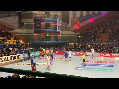 БГК Мешкова - Вардар Гандбол Лига Чемпионов Meshkov - Vardar