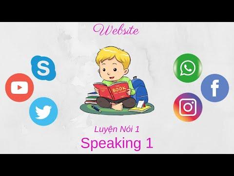 Website Luyện Nói Tiếng Anh Miễn Phí (Free Speaking English Website)