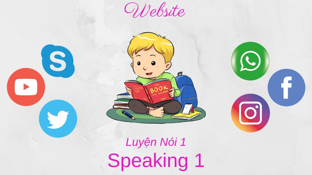 Website Luyện Nói Tiếng Anh Miễn Phí (Free Speaking English Website)