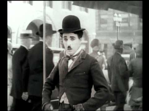 Charlie Chaplin - City Lights Outtake.avi