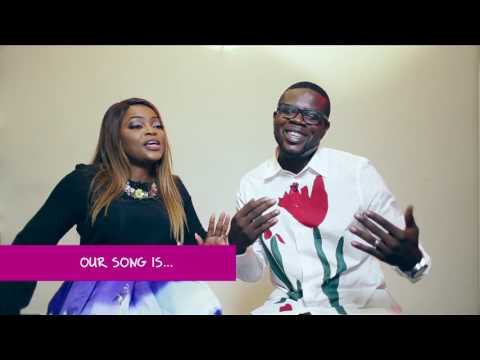 """ I've got my hommie, i am always relaxed"" JJC Skills on cathing feelings for Funke Akindele"