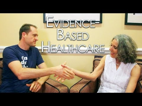 Dr. Pam Popper On Evidence Based Healthcare!!