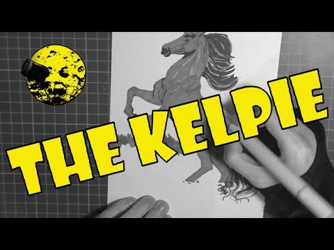 Scottish Mythology The Kelpie