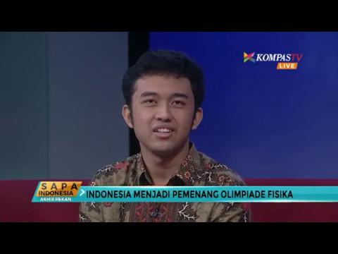 Tim Olimpiade Fisika Indonesia Torehkan Prestasi (Bag 1) Mp3