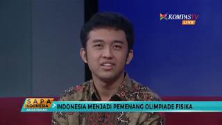 Download Video Tim Olimpiade Fisika Indonesia Torehkan Prestasi (Bag 1) MP3 3GP MP4