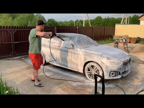 Мойка автомобиля, покрытого керамикой. Обзор шампуней CarPro. Метод двух ведер