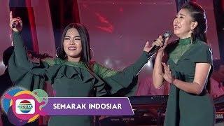 FULL POWER!! Duet ERIE SUZAN-WENI DA dalam lagu RESESI DUNIA | Semarak Indosiar Surakarta