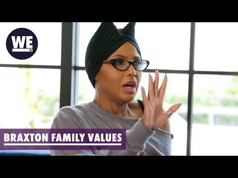 Toni Gives Tamar Some Tough Sister Love | Braxton Family Values