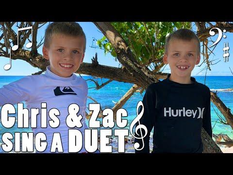 Family Fun Pack Music Video Feat. Chris & Zac Duet