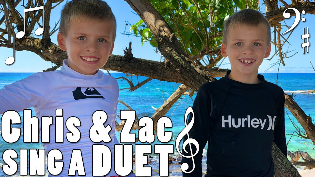 Twins Sing a Duet - Family Fun Pack Music Video
