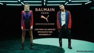 Dance with Balmain at #BalmainFestival SS20