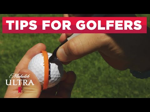 Golf Tips for Beginners | Michelob ULTRA