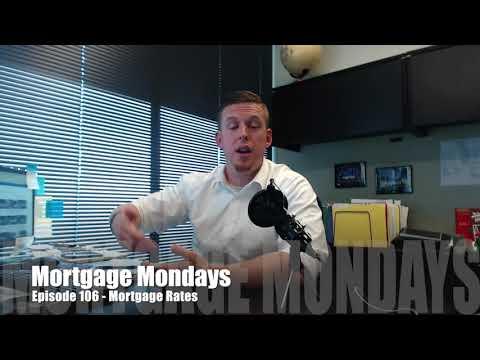 Interest Rates | Mortgage Mondays #106