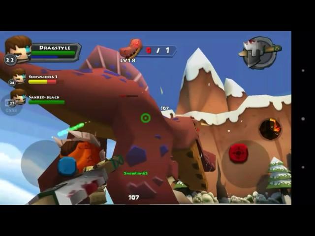 Call Of Mini Dino Hunter #7 - Ma nouvelle OUTRO !