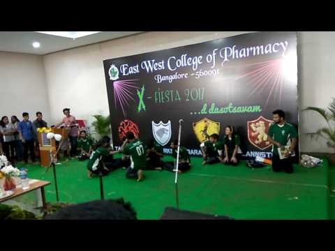 Indian army skit act east west institutions  BANGLORE