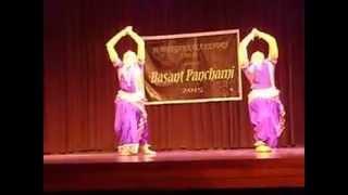 SARASWATI VANDANA ODISSI DANCE