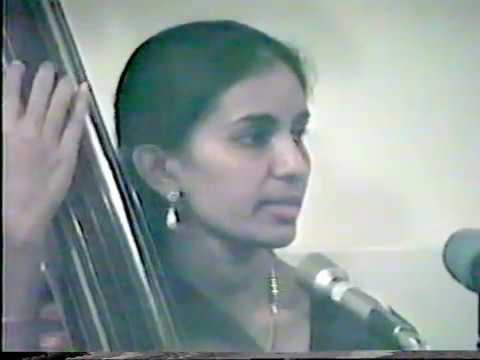 Pta. Shweta Jhaveri - Vancouver June 28, 1991 - Part 2