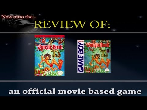 Movies to Video Games Review - Disney's the Jungle Book (NES/GB)
