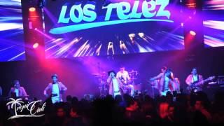 Los Telez-La Primera Vez en vivo desde Xalos Night Club