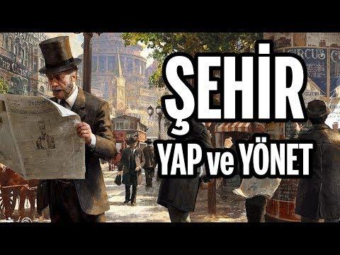SANAYİ DEVRİMİNDE ADA YÖNETMEK! // ANNO 1800