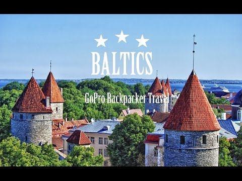 BALTICS | Backpacking (Finland, Estonia, Latvia, Lithuania) | GoPro Hero 3+ 1080p HD