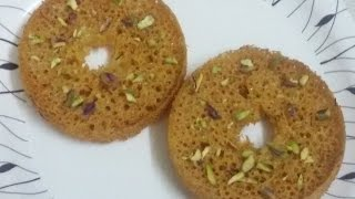 RAJASTHANI GHEVAR -simple and easy,Indian sweet recipe