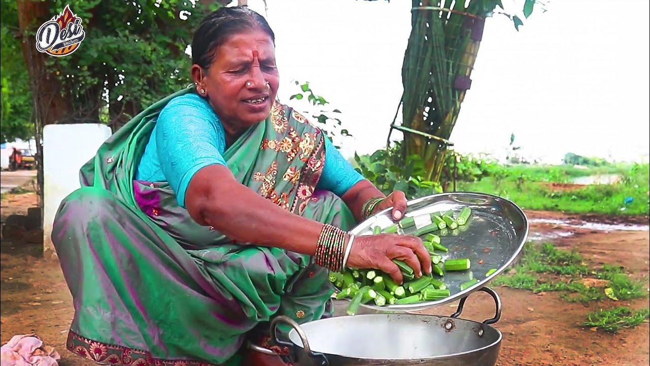 Download Bhindi Ki Sabji Kaise Banaen | Desi kichen