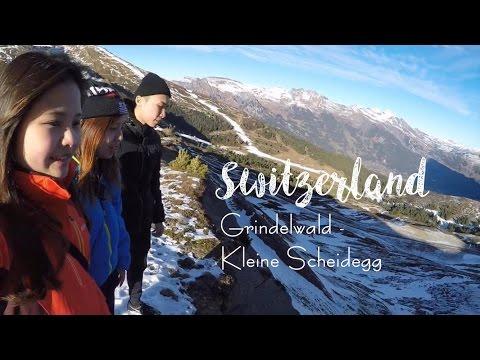 HORYING | Travel Vlog - Switzerland Grindelwald