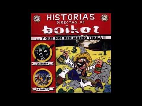 Boikot - Historias Directas De Boikot(Album)