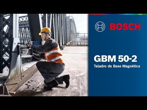 Taladro de Base Magnética GBM 50-2 Bosch