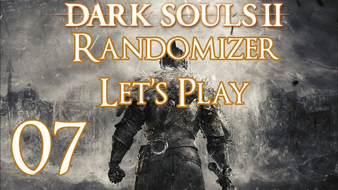 how to get randomizer to work dark souls 2